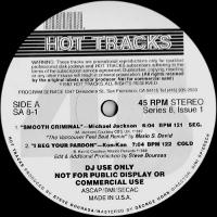 Hot tracks - Series 8, Issue 1 duran duran