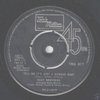 Tell me it's just a rumor isley brothers tmg 877 duran duran