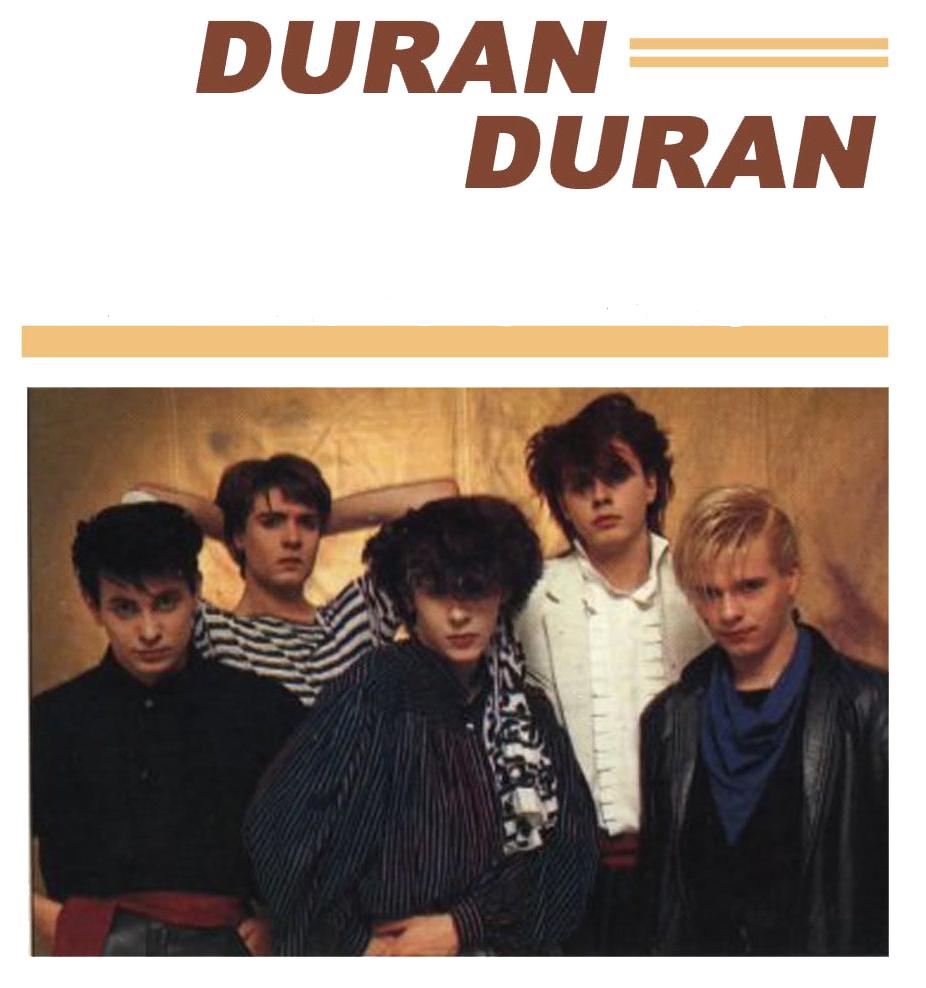 Duran Duran 1981 The Careless Memories Tour Duran