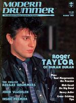 MODERN DRUMMER - MARCH 1985- magazine