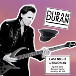 Last Night In Brooklyn wikipedia band duran duran discography
