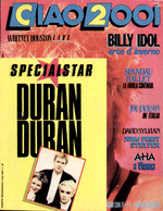 Ciao 2001 magazine duran duranduran duran