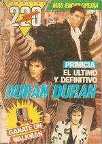 Magazine 220 1988 duran duran wikipedia