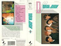 Video VHS · PMI-EMI · UK · MVP 99 1024 2 duran duran wikipedia