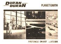 Duran duran planet earth 2