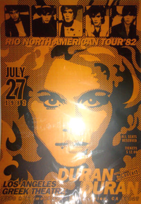CONCERT POSTER DURAN DURAN NORTH AMERICAN WIKIPEDIA