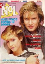 No. 1 (UK) 1985-01-12 (1)