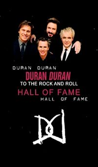 Duran duran to the rock hall of fame duran