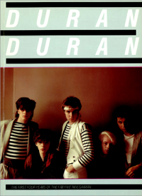 DURAN DURAN FIRST 4 YEARS OF THE FAB 5 by NEIL GAIMAN