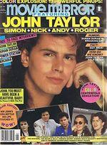 Movie mirror magazine duran duran discogs