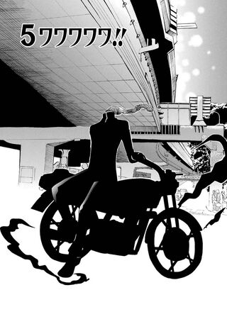 Durarara!! Manga Chapter 005