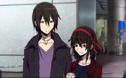 Kasuka and Ruri