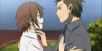 Seiji and Mika