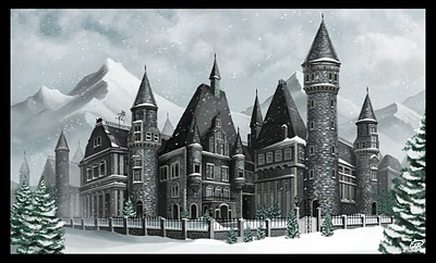 Durmstrang-Castle