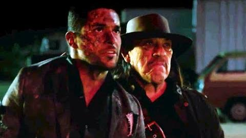 From Dusk Till Dawn The Series - S2 (Ep6) 'Welcome Home' Clip - Wilmer Valderrama, Danny Trejo