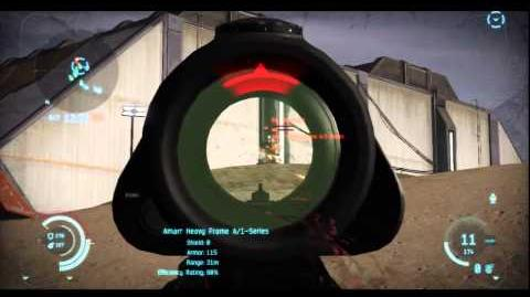 DUST514 Modded trigger finger 25 Kills in Ambush