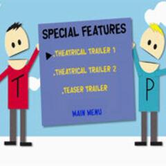 South Park Bigger, Longer & Uncut - Special Features