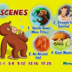 Scene Selection Menu A