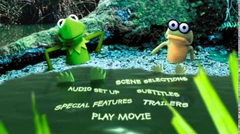Kermit's Swamp Years DVD Main Menu