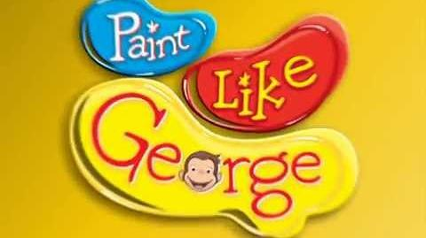 Curious George - Paint Like George