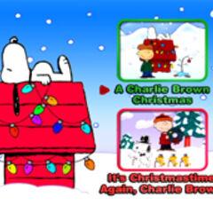 A Charlie Brown Christmas - Main Menu