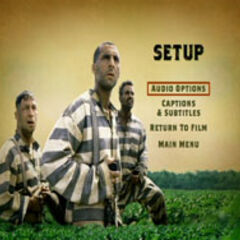 O Brother, Where Art Thou? - Setup Menu
