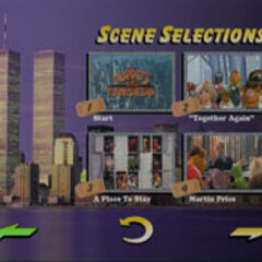 The Muppets Take Manhattan - Scene Selections Screenshot