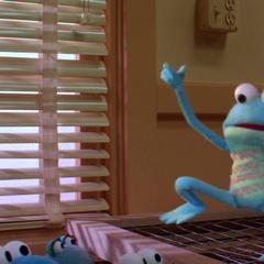 24. Kermit Saves Croaker