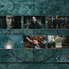 Harry Potter and the Deathly Hallows – Part 1 - Scene Selections