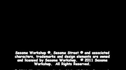 Sesame Workshop copyright and logo outro