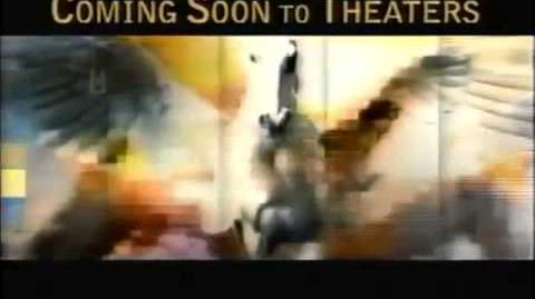 Columbia Tristar Home Entertainment (2001) Coming Soon to Theaters bumper