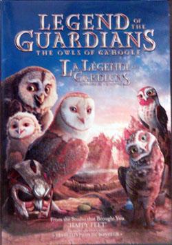 Legguard dvd