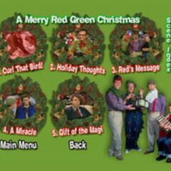 It's a Wonderful Red Green Christmas - Scene Selection 2