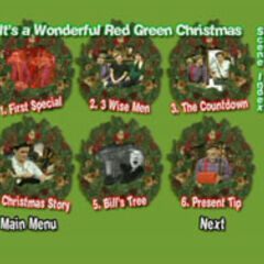 It's a Wonderful Red Green Christmas - Scene Selection 1
