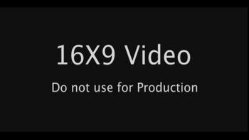 Warner Bros 16x9 Video Test