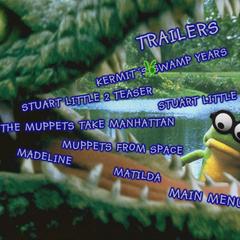 The trailers menu