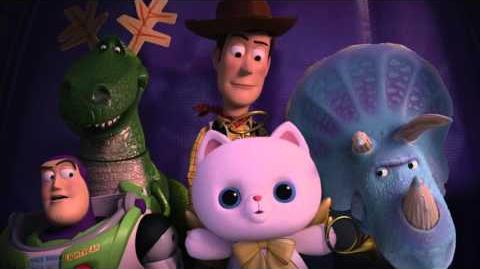 Toy Story That Time Forgot Trailer (Now on Home Video) Spanish
