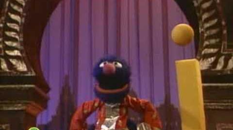 Sesame Street The King And I