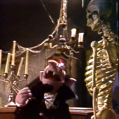 The Count Sings