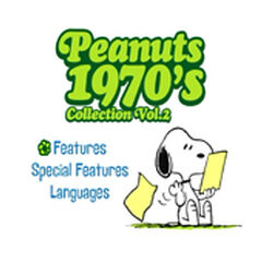 Peanuts 1970's Collection Volume 2 - Disc Two Screenshot