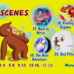 Scene Selection Menu E