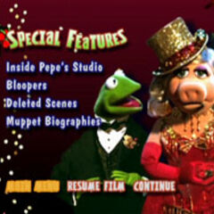 It's a Very Merry Muppet Christmas Movie - Special Features Screenshot