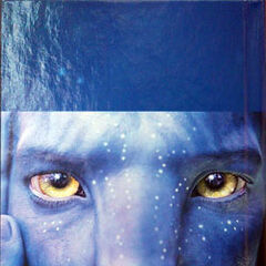 James Cameron's Avatar: Book Cover - Back