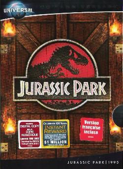 Jurassicpark dvd