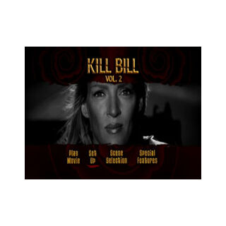 Kill Bill: Volume 2 - Main Menu Screenshot