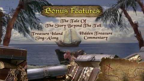 Muppet Treasure Island (2002) Special Features Menu 2 (Region 1)