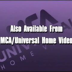 Also Available from MCA Universal Home Video