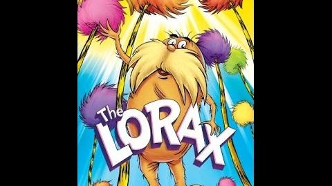 Opening To The Lorax (1973) 2012 DVD