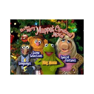 It's a Very Merry Muppet Christmas Movie - Main Menu Screenshot