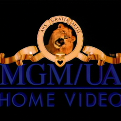 The closing logo of MGM/UA Home Video.
